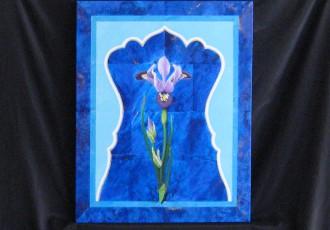 Iris $400.00 (18 x 20)