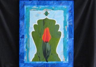 Tulip $400.00 (18 x 20)