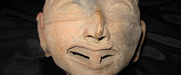 Manabii Culture Head