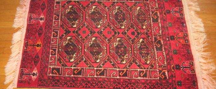 Afghani Turkoman