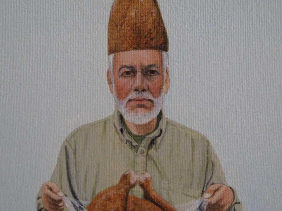 Richard Menendez Artist